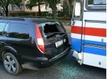 Škoda na firemním vozidle