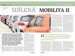 Sdílená mobilita II