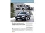 Politika aut, auta politiků
