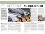 Sdílená mobilita III