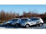 Hyundaie pro Policii předány