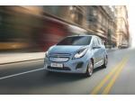 Chevrolet Spark EV přijíždí do Evropy