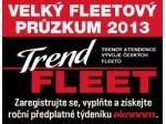 Fleetová anketa Trend FLEET 2013 zahájena
