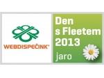 Představujeme Webdispečink, Hlavního partnera Dne s Fleetem 2013-jaro