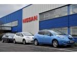 V Sunderlandu zahájili výrobu nového Nissanu Leaf