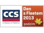 CCS bude Hlavním partnerem Dne s Fleetem 2013 - podzim