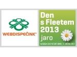 Webdispečink Den s Fleetem 2013 – jaro již zítra