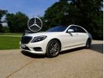 Mercedes představil v národní předpremiéře novou třídu S
