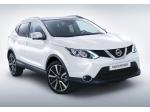 Nový Nissan Qashqai: větší a úspornější