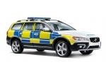 Nejlepší policejní auto? Podle Švédů Volvo XC 70!