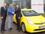Toyota Prius ujela jako taxi milion kilometrů