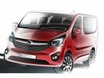 """První """"ochutnávka"""" nového Opelu Vivaro"""
