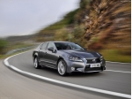 Lexus GS 300h triumfuje v zůstatkové hodnotě