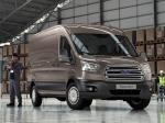 Nový Ford Transit: Více nákladu, méně nákladů