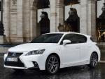 Modernizovaný Lexus CT 200h: lepší a levnější