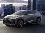 Lexus hlásí: NX připraven do výroby!
