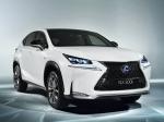 Lexus NX oficiálně