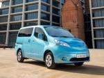 V Barceloně zahájili výrobu Nissanu e-NV200. Bude sloužit i jako taxi.