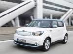Kia zahájila výrobu elektrického Soulu EV pro evropské trhy