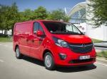 Nový Opel Vivaro bude k dispozici od 445 000 Kč.