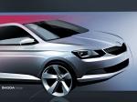 Nová Škoda Fabia: širší, nižší, prostornější, dynamičtější...