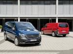 Nové Vito nabídne tři délky a tři druhy pohonu