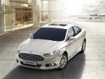 Ford zahájil výrobu Mondea Hybrid