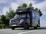 UPS bude doručovat zásilky novými Mercedesy Sprinter