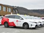 Kurýr Taxi buduje hybridní fleet