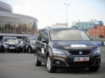 Atlety budou vozit v Praze vozy SEAT