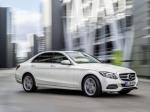 Mercedes-Benz třídy C je Světovým autem roku 2015