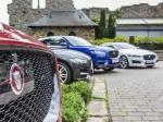 Jaguary pro rok 2018: nové motory a systémy