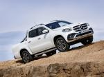 Mercedes-Benz třída X: první prémiový pick-up