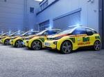 Šest elektromobilů BMW i3 pro záchranky