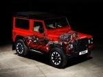 Oslava sedmdesátého výročí Land Roveru má název Defender Works V8