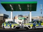 Londýnští policisté jedou díky Toyotě ve vodíku