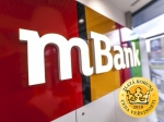 Cena veřejnosti ankety Zlatá koruna opět pro mBank