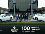 Auto Palace dodá stovku hyundaiů pro Bohemia Energy