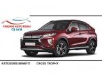 Představujeme nominované automobily: Mitsubishi Eclipse Cross