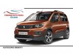 Představujeme nominované automobily: Peugeot Rifter