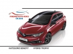 Představujeme nominované automobily: Toyota Auris