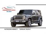 Představujeme nominované automobily: Jeep Wrangler