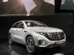 Daimler představil EQC400. Svůj první elektromobil nové generace