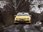 Hybridy se prosazují i mezi taxikáři