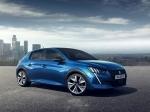 Nový Peugeot 208: elektrické provedení s 50kWh baterií