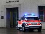 Švýcarští policisté mají elektromobily Kona Electric