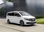 První velké MPV na elektriku: Mercedes-Benz EQV