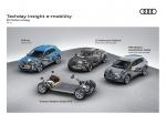 Audi využije pro elektromobily čtyři platformy