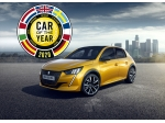 Evropským autem roku 2020 je Peugeot 208. Porazil Teslu i Porsche