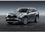 Toyota Highlander: Velký hybrid (také) pro Evropu